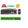 Bộ Bàn Phím Fuhlen L411 và chuột L102