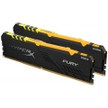 RAM KIT Kingston 16Gb (2x8Gb) DDR4-3200- HyperX Tản LED RGB