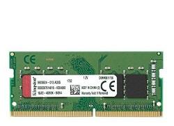 Ram 4 4G BUSS 2400 kingston laptop