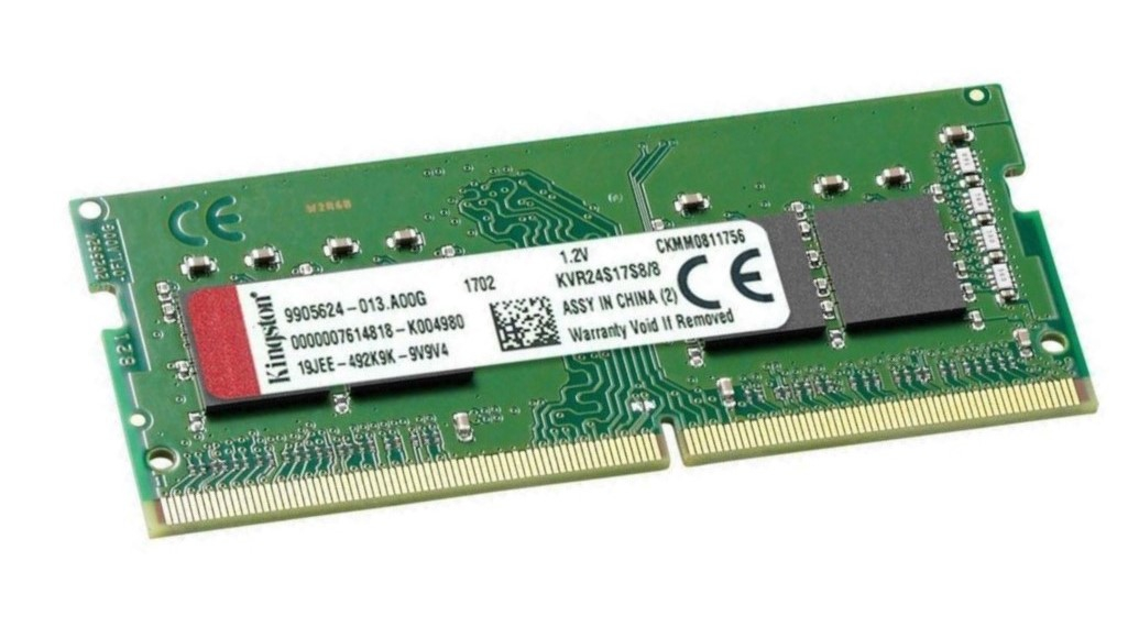 Ram4 8G BUSS 2400 kingston laptop