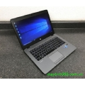 Laptop Hp EliteBook 840 G1 cũ :core i5-4300u / 4gb / SSD 128gb / 14 inch
