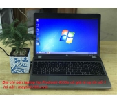 Laptop Hp 4530s cũ : i5-2410m / 4gb / hdd 250gb / 15.6 inch