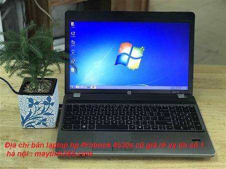 địa chỉ bán Laptop Hp 4530s cũ