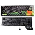 Bộ bàn phím chuột Fuhlen A120G không dây