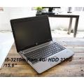 "Laptop cũ Hp probook 4540s: i5-3210m/4/320/15.6"""