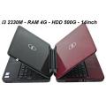 LAPTOP Dell Inspiron N4050 core i3 2330M CŨ GIÁ RẺ TẠI HÀ NỘI