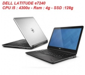 LAPTOP CŨ DELL LATITUDE e7240 i5-4300/4g/SSD128g