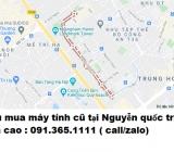 Thu mua máy tính cũ tại Nguyễn Quốc Trị giá cao nhất 0913651111