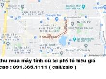 Thu mua máy tính cũ tại phố Tô Hiệu giá cao nhất 0913651111