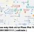 Thu mua máy tính cũ tại phố Phan Phù Tiên 0913651111