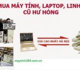Chuyên thu mua máy tính cũ tại hà đông giá cao nhất