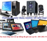 Thu mua máy tính cũ tại Đống Đa giá cao nhất