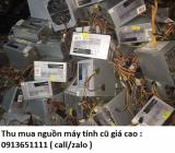 Thu mua nguồn máy tính cũ giá cao