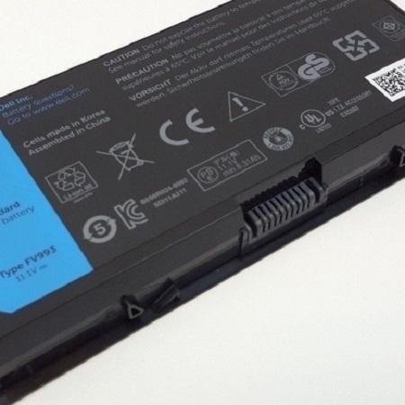 Pin Laptop Dell Precision M4600 (Zin) chính hãng