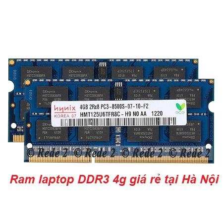 Ram laptop ddr3 4g buss 1066