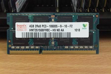 Ram laptop ddr3 4g tại hà nội