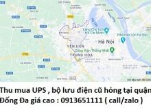 Thu mua UPS , bộ lưu điện cũ hỏng tại quận Đống Đa 0913651111