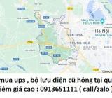 Thu mua UPS , bộ lưu điện cũ hỏng tại quận Từ Liêm 0913651111