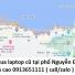 Thu mua laptop cũ tại phố Nguyễn Đình Thi 0913651111