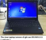 Thu mua Laptop Lenovo cũ 0913651111