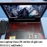 Thu mua Laptop Asus ZX series cũ 0913651111
