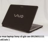 Thu mua laptop Sony cũ 0913651111
