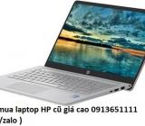 Thu mua laptop HP cũ 0913651111