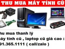 Thu mua máy tính cũ tại phố Tôn Thất Đàm 0913651111